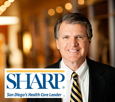 BILL LITTLEJOHN, CEO OF SHARP HEALTHCARE FOUNDATION