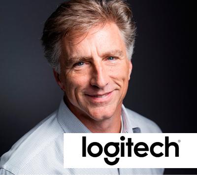 BRACKEN DARRELL, PRESIDENT & CEO OF LOGITECH