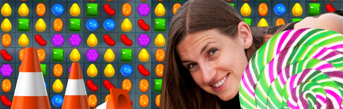 Race Car Drivers, Candy Crush Saga, and the Value of Fun